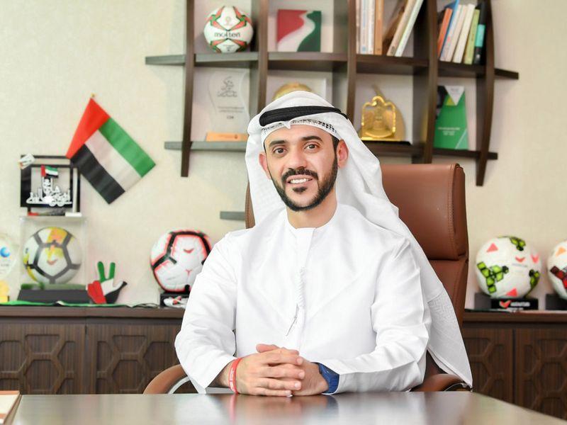 Waleed Al Hosani, CEO of the UAE Pro League