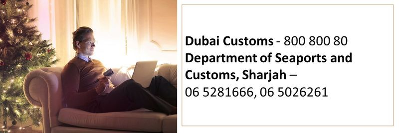 shopping internationally customs duty