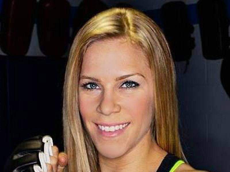 Katlyn 'Blonde Fighter' Chookagian