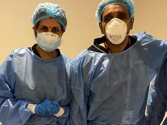 Coronavirus: 'Stranded' doctors in Dubai put time to good use, serve as volunteers