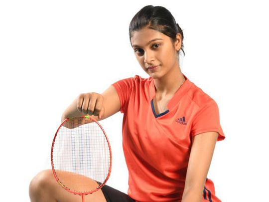 Dubai-based Tanisha Crasto, one of India's top juniors in badminton