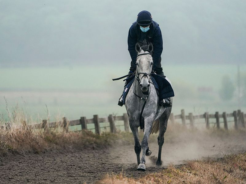 Face masks will be the new normal on the UK racing scene, which restarts on Monday.