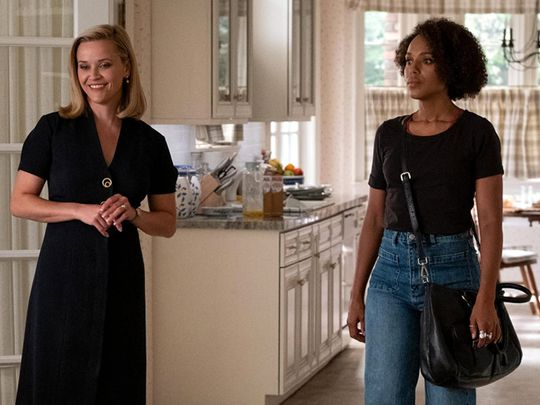 Reese Witherspoon and Kerry Washington in Seeds and All (2020)-1590817800586
