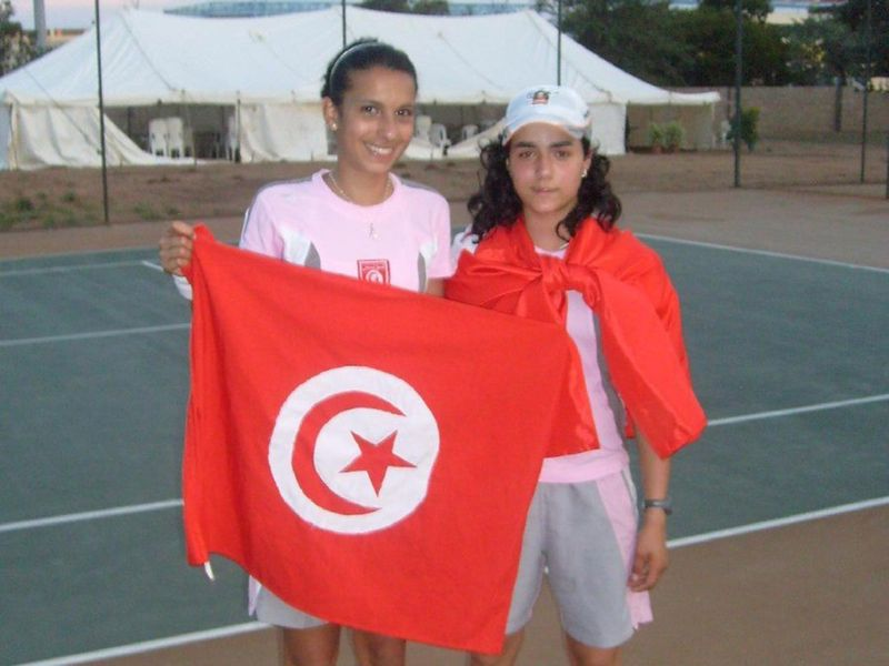 Tunisia's Ons Jabeur has been passionate about tennis from a young age