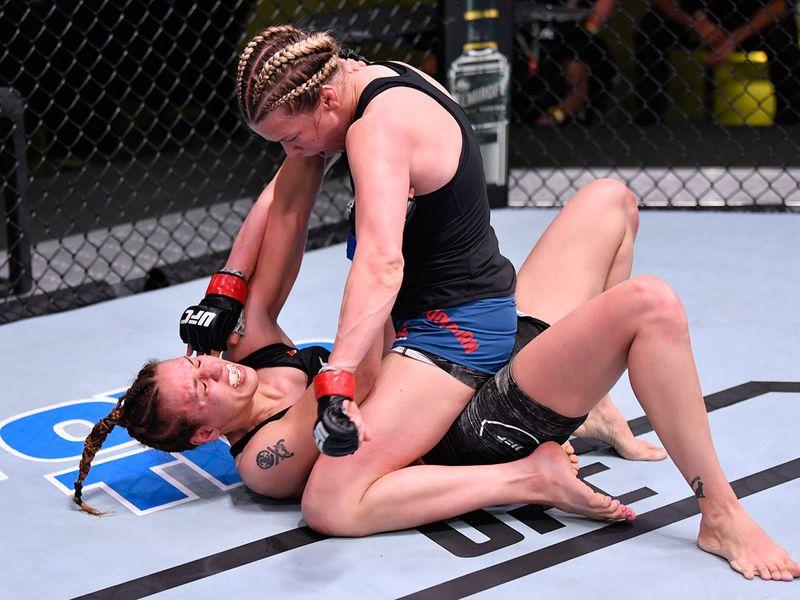 Burns v Woodley UFC Fight Night