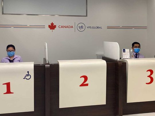 COVID-19: Canada visa application centre reopens in Dubai with limited  services | Uae – Gulf News