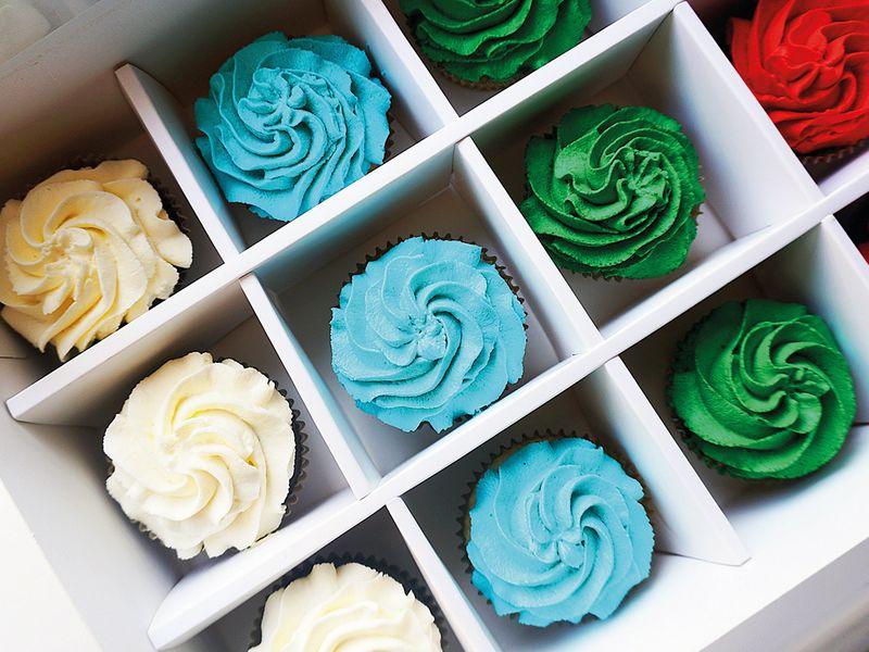 Keto Goodies_cupcakes boxof12