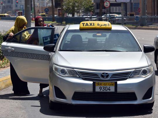 NAT  Abu Dhabi taxi1-1590929361536