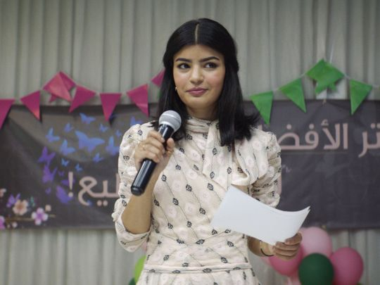 Saudi Arabian actress Mila Al Zahrani on her debut film, 'The Perfect Candidate'