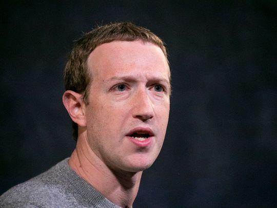 Facebook staff walk off job over Trump stance