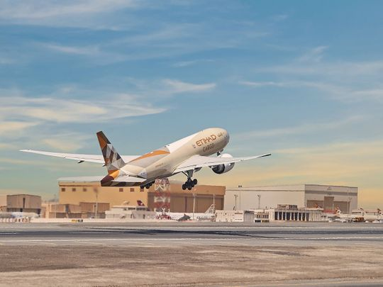 Cargo is delivering best results for UAE's airlines in tackling COVID-19 crisis