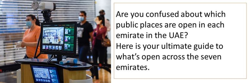 Ultimate guide to what's open across the UAE