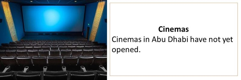 COVID-19: What's open in Abu Dhabi? Here is your detailed guide