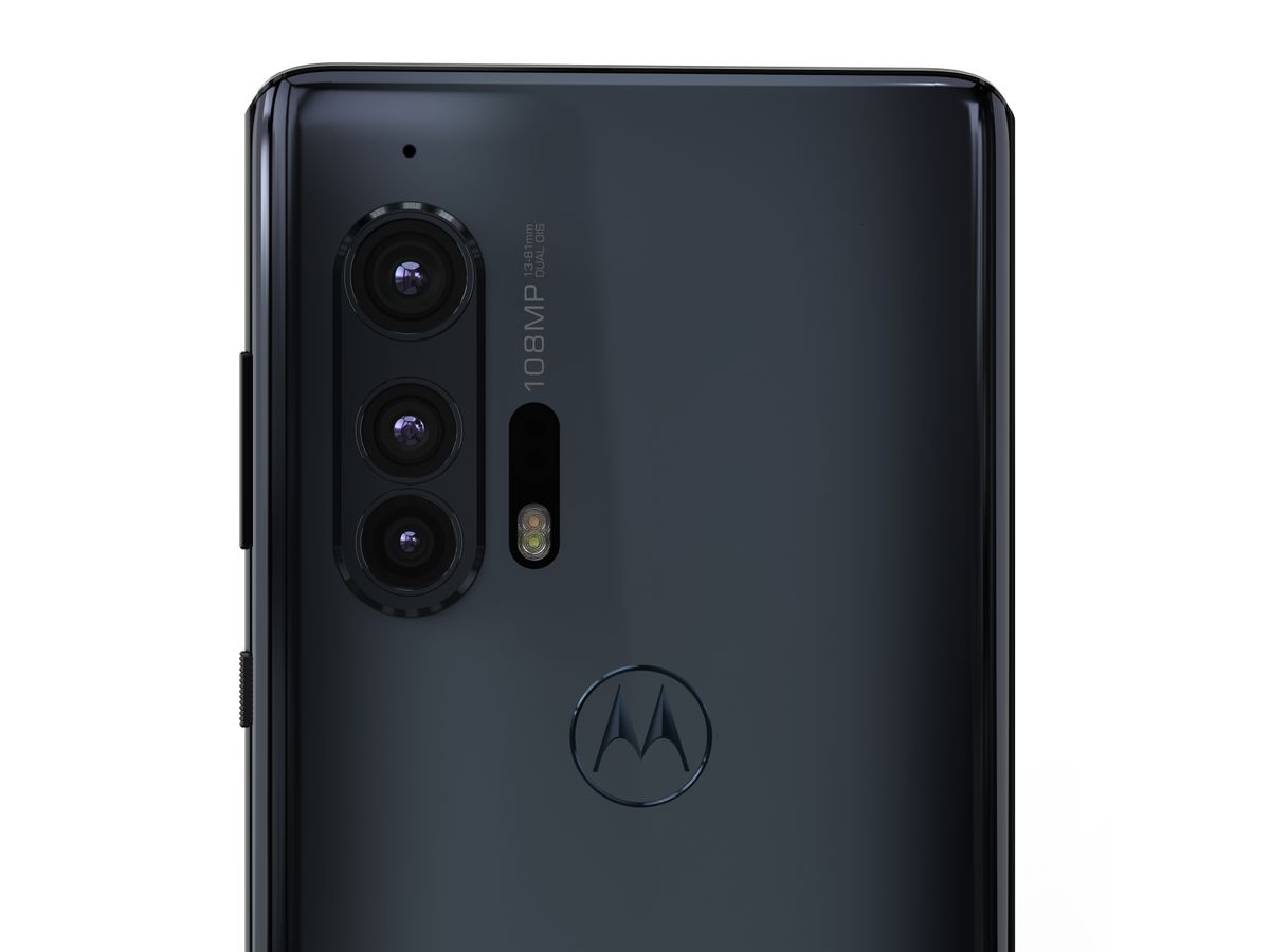 Motorola Edge+ Camera