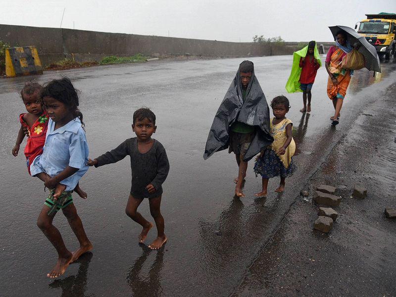 Mumbai cyclones