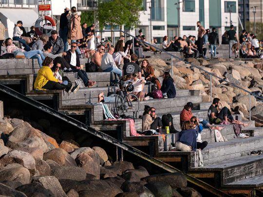 Sweden warm weather