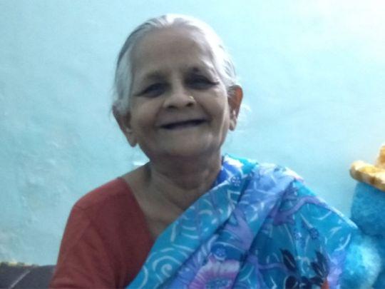 Delhi family adopts #Leelavati Dadi