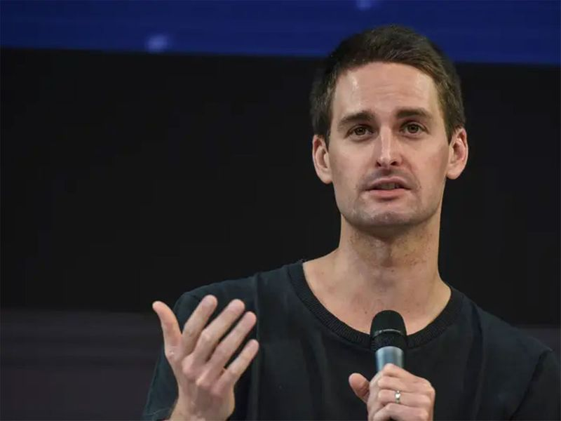 Snap chat CEO