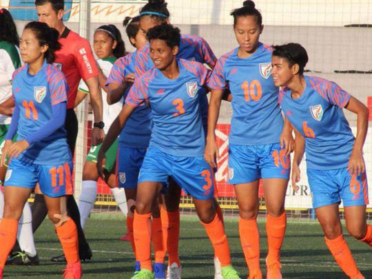 India will host the AFC Women's Asian Cup in 2022