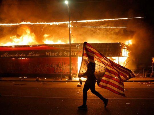 US black protest
