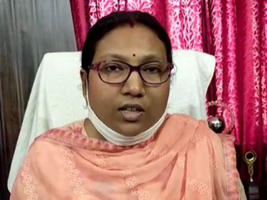 Anjali Agarwal, Basic Siksha Adhikari (BSA), Kasganj