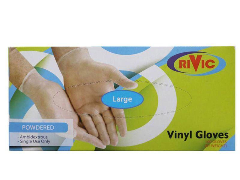 Vinyl gloves Daiso