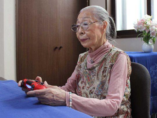 20200607 gamer grandma