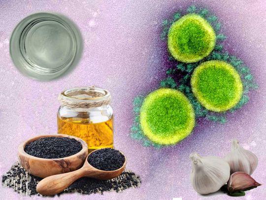 Corona Home Remedies