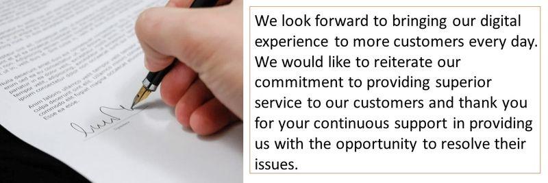 ENBD complaint