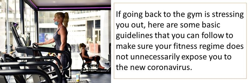 gym guidelines