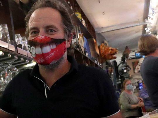 Belgium face mask