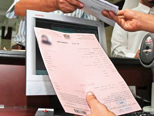 renew your residence visa