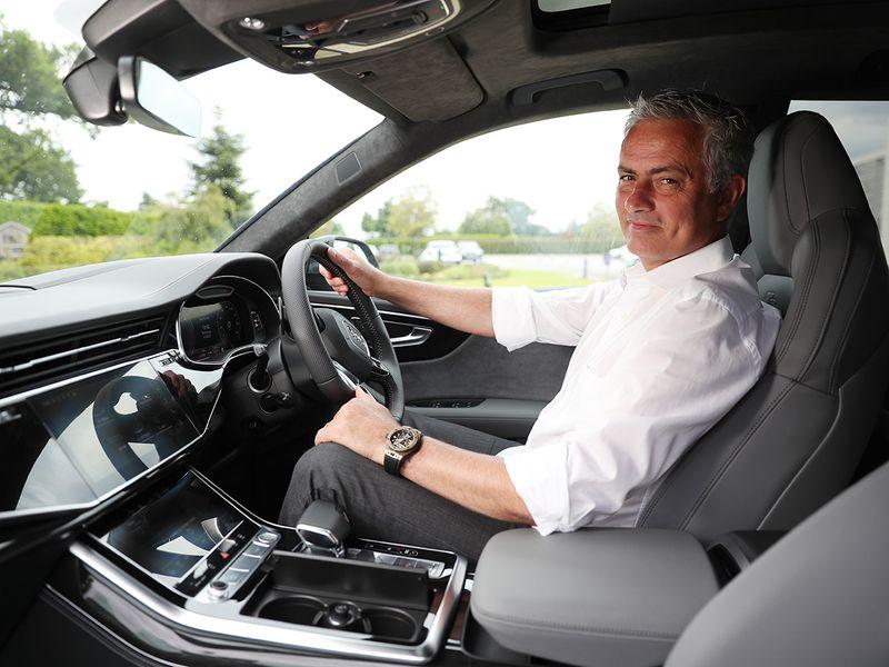 auto mourinho