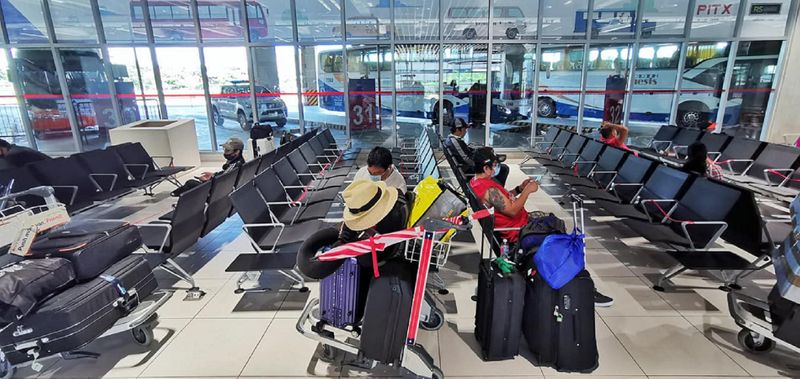 As of June 2, 2020, a total of 7,241 Luzon-bound OFWs