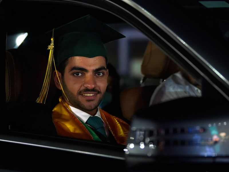 Bahrain graduation gallery