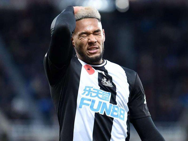 Newcastle United flop Joelinton