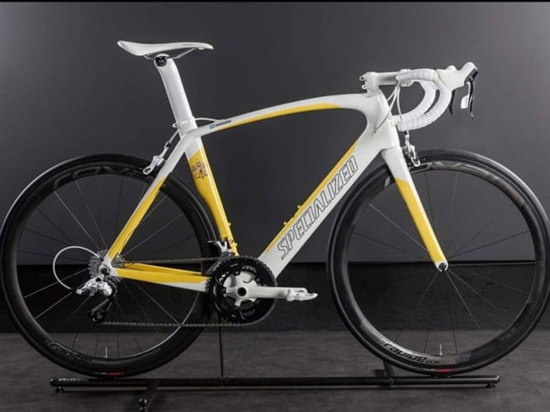 The bike is expected to fetch big money for a good cause
