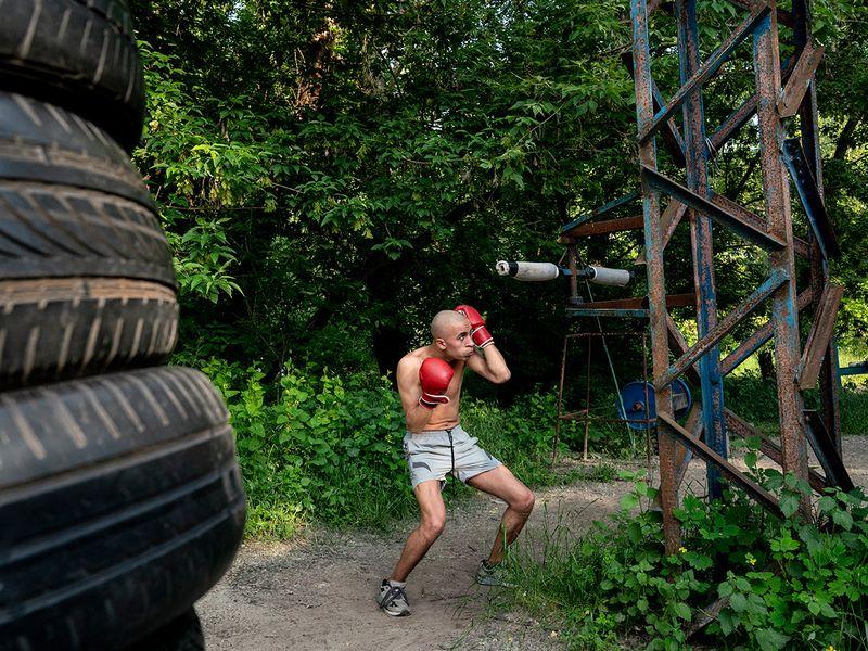 Ukraine_Outdoor_Gym gallery