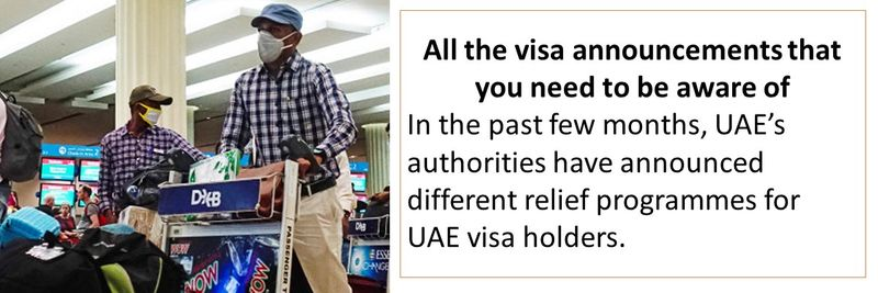 leaving the UAE follow these steps