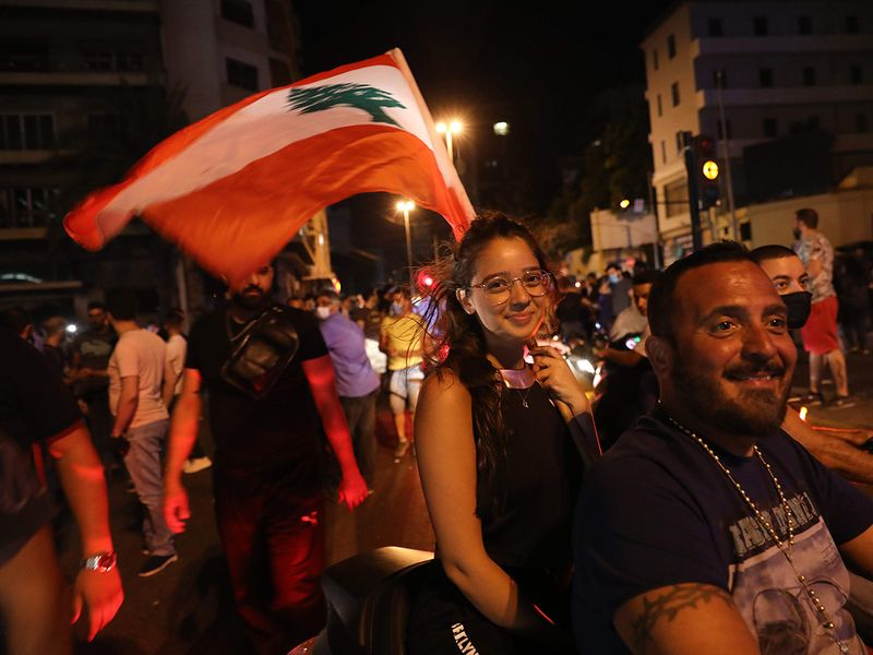 Lebanon Protests gallery_AFP