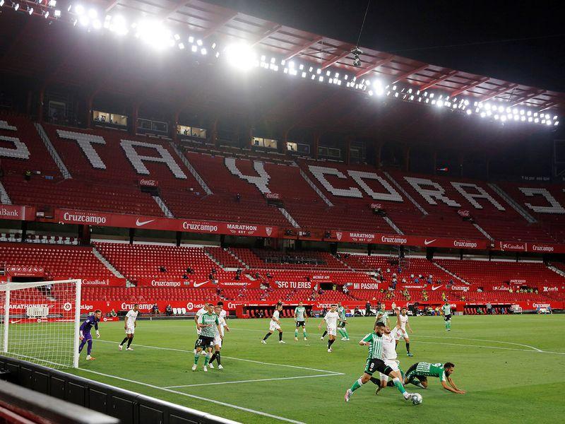 Sevilla v Real Betis
