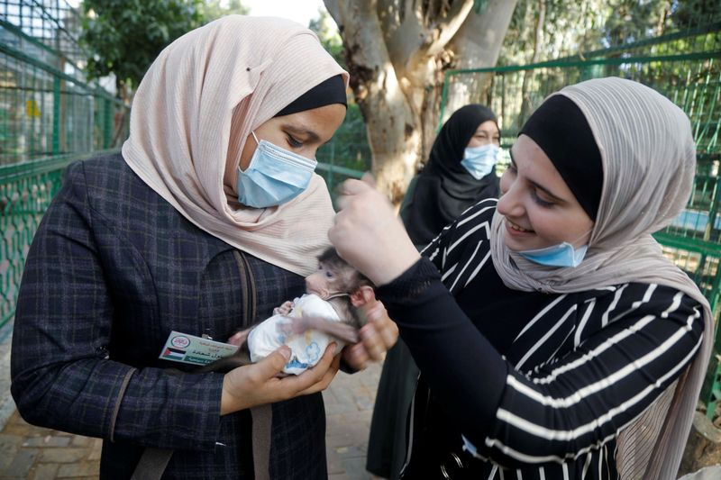 Copy of 2020-06-12T124440Z_250265856_RC2O7H9PZDFN_RTRMADP_3_HEALTH-CORONAVIRUS-PALESTINIANS-ZOO-1592051412936