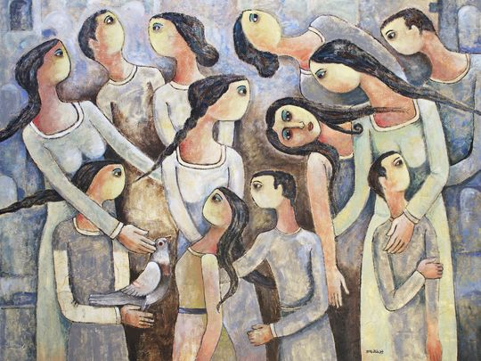Arts and Culture: A message of hope from Palestine