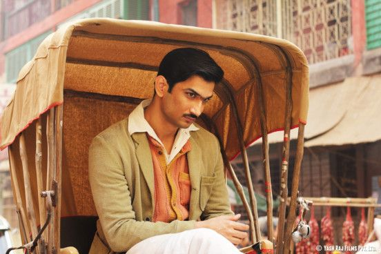 Sushant in Detective Byomkesh Bakshi-1592130901200