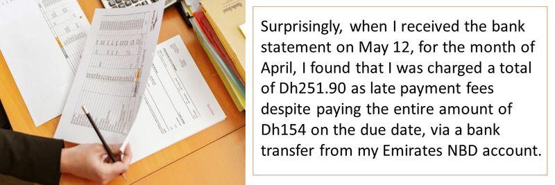 Complaint - RAK Bank Mr Varghes