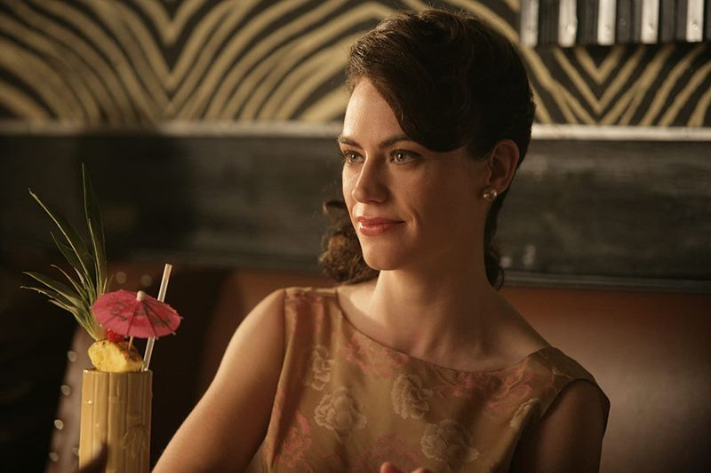 Maggie Siff in Mad Men (2007)-1592211292612