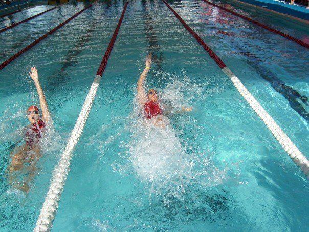 Yousra Swiming