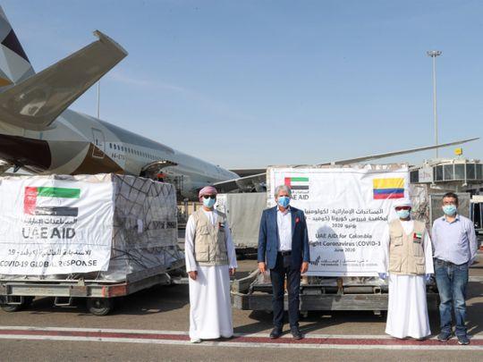 200616 UAE aid