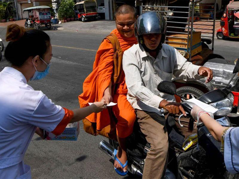 Cambodia covid