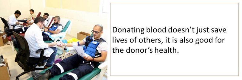 How to donate blood in the UAE 2